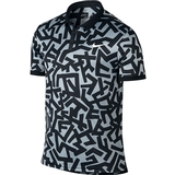 Nike Advantage Printed Men`s Tennis Polo