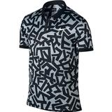 Nike Advantage Printed Men`s Tennis Polo