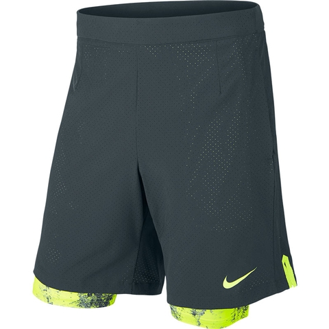 Nike Gladiator 2 In 1 9 ' Men's Tennis Short
