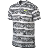 Nike Touch Printed Men`s Tennis Shirt