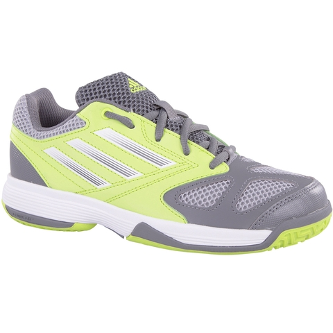 Adidas Feather Team 3 Junior Tennis Shoe