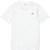 Lacoste Geometric Printed  Men`s Tennis Shirt