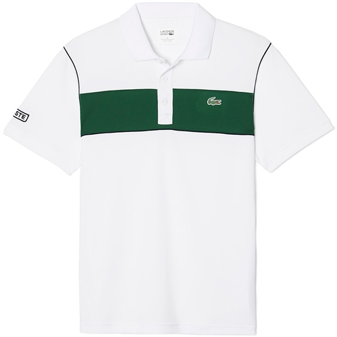 Lacoste Sport Pique Ultra Dry Men's Tennis Polo