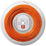 Wilson Revolve 16 Tennis String Reel - Orange