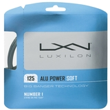 Luxilon Alu Power Soft 125 Tennis String Set