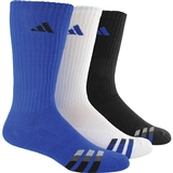 Adidas Cushion 3-Pack Color Crew Men`s Tennis Socks