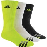 Adidas Cushion 3-Pack Color Crew Men`s Tennis Socks