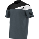 Adidas Response Heathered Men`s Tennis Tee