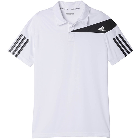 Adidas Response Traditional Boy's Polo