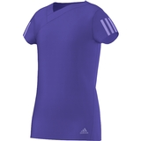 Adidas Response Girl`s Tennis Tee
