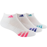 Adidas Variegated 3-Pack Low Cut Women`s Tennis Socks