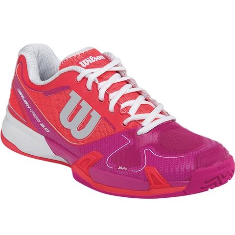 Wilson Rush Pro 2.0 Women's Tennis Shoe