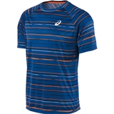 Asics Club Graphic Short Sleeve Men`s Tennis Tee