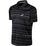 Asics Club Graphic Short Sleeve Men`s Tennis Polo