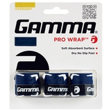 Gamma Pro Wrap 3 Pack Tennis Overgrip