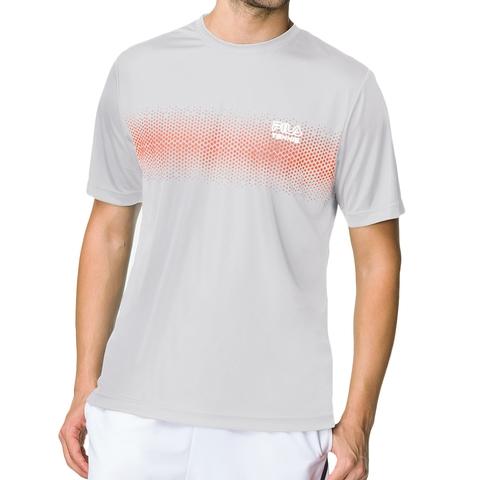 Fila Core Printed Men's Tennis Crew