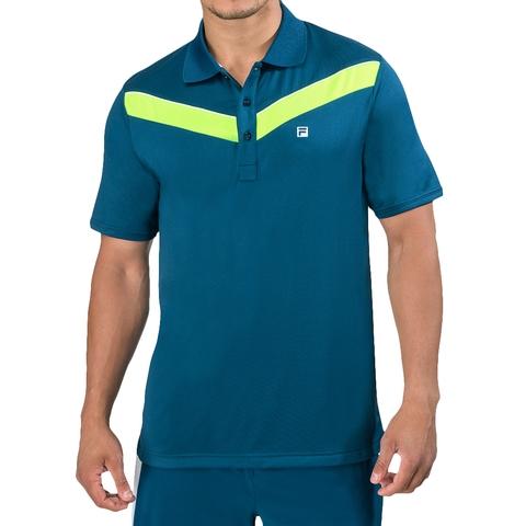 Fila Suit Up Chevron Men's Tennis Polo