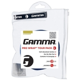 Gamma Pro Wrap 15 Pack Tennis Overgrip