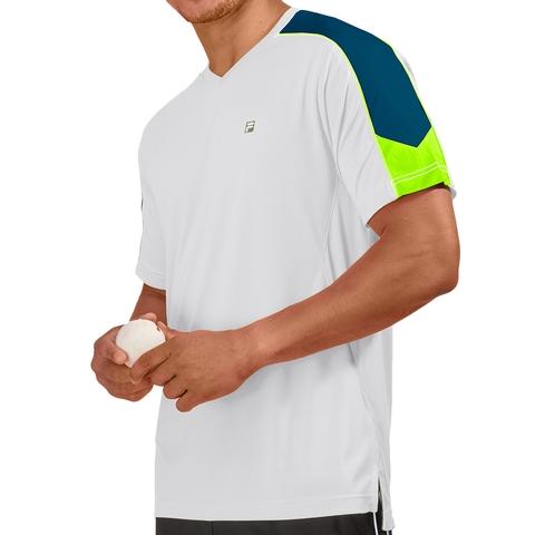 Fila Suit Up V- Neck Men's Tennis Crew
