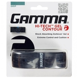 Gamma Hi-Tech Gel Contour Tennis Replacement Grip