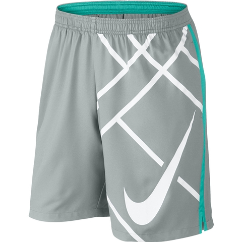 Nike 9 ' Graphic Court Men's Tennis Short