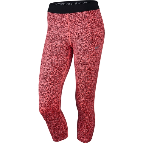 Nike Printed Relay Crop Women's Capri