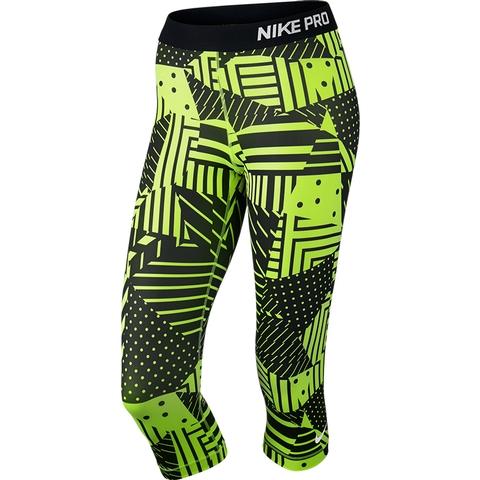 Nike Pro Patch Women's Capri