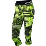 Nike Pro Patch Women`s Capri