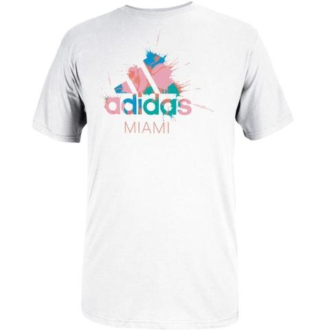 Adidas Tennis Miami Men's Tee