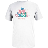 Adidas Tennis Miami Men`s Tee
