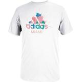 Adidas Tennis Miami Men`s Tee