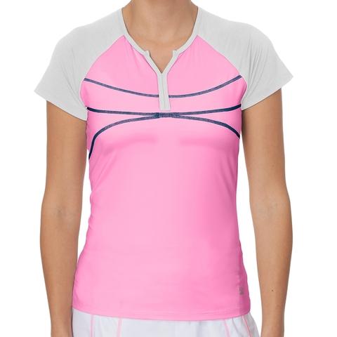 Fila Glow Cap Sleeve Women's Tennis Top