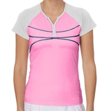 Fila Glow Cap Sleeve Women`s Tennis Top