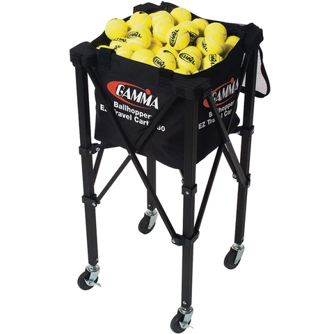 Gamma Ballhopper Ez Tennis Travel Cart (150 Balls)