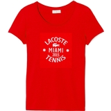 Lacoste Miami Open Women`s Tennis Tee