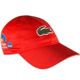 Lacoste Unisex Jersey Logo Tennis Hat