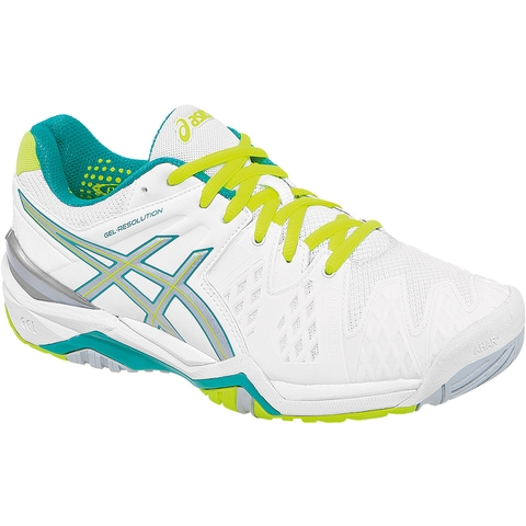 Asics Resolution 6 Women's Tennis Shoe