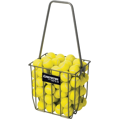 Gamma Ballhopper Pro Tennis Basket (85 Balls)