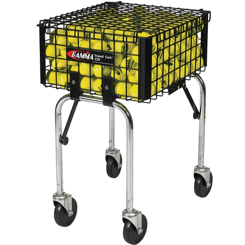 Gamma Ballhopper Travel Cart (220 Balls)