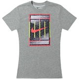 Nike Dri-Fit  Cotton Court Women`s Tennis Tee