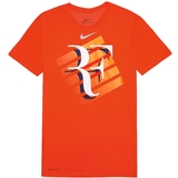 Nike Dri-Fit  Federer Boy`s Tennis Tee