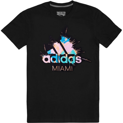 Adidas 60/40 Go To Perf Men's Tennis Tee