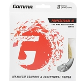 Gamma Professional 16 Tennis String Set - Natural