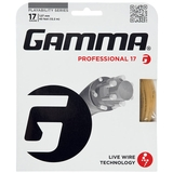 Gamma Live Wire Professional 17 Tennis String Set
