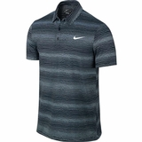 Nike Court Sphere Striped Men`s Tennis Polo