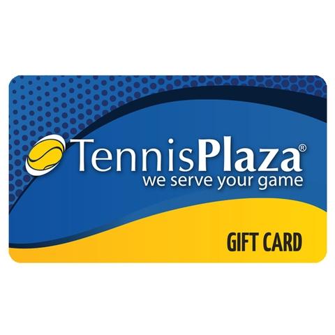 Tennis Plaza $150 Gift Card