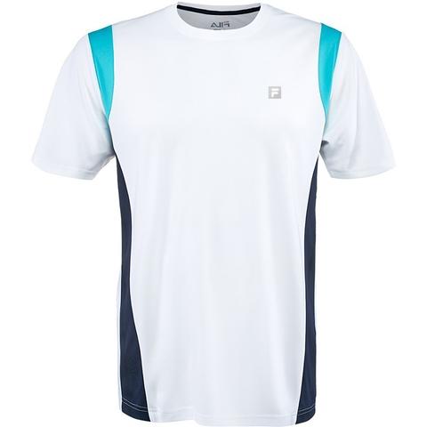 Fila Heritage Short Sleeve Boy's Tennis Crew