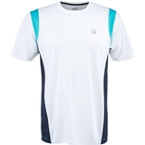 Fila Heritage Short Sleeve Boy`s Tennis Crew
