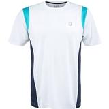 Fila Heritage Short Sleeve Boy`s Tennis Crew