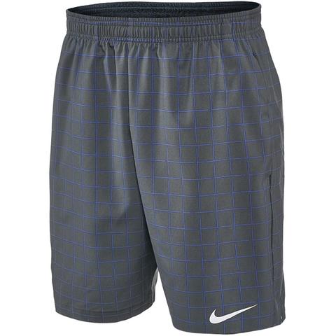 Nike Court Plaid 9 ' Men's Tennis Short